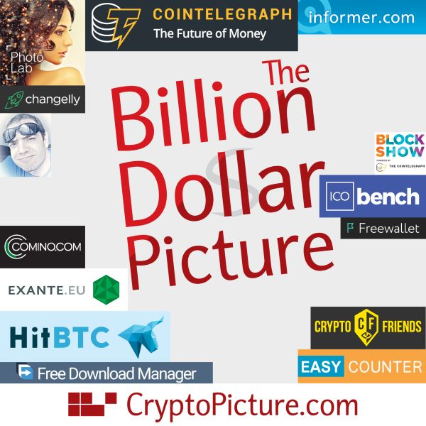 CryptoPicture launch