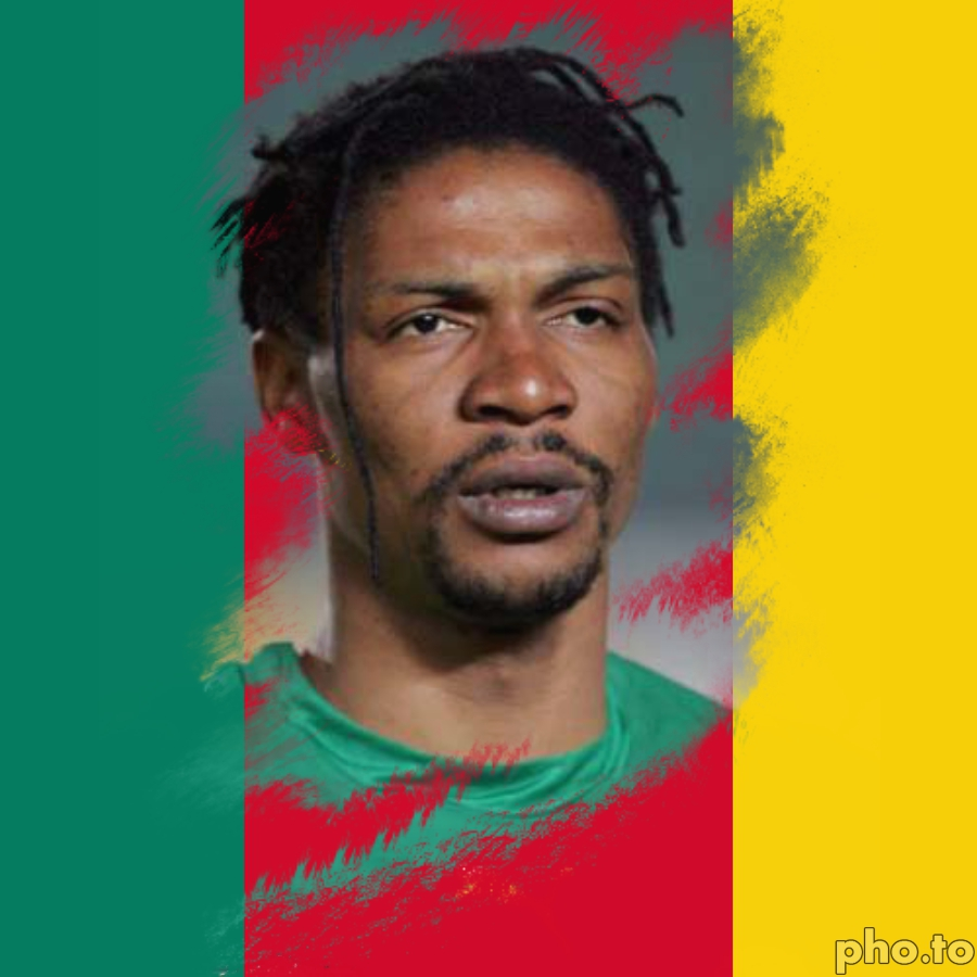 Rigobert Song, Cameroon national team defender, became the first player to receive two red cards