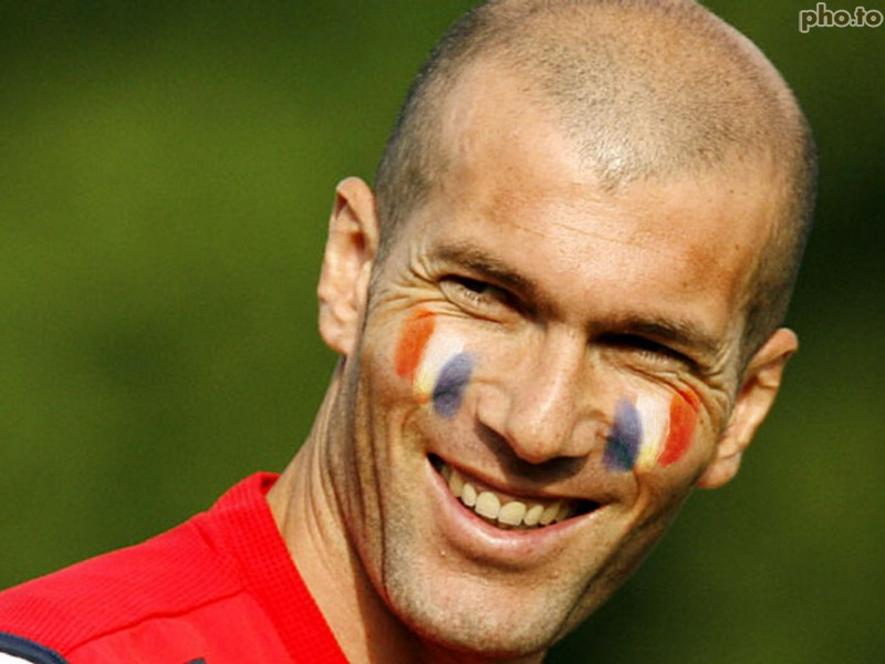 Zinedine Zidane was the second World Cup player who got two red cards