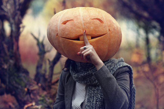 New photo effects for Halloween on Funny.Pho.to