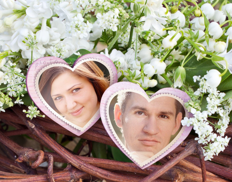 Photos Frames Effects For Love Love Photo Frame For