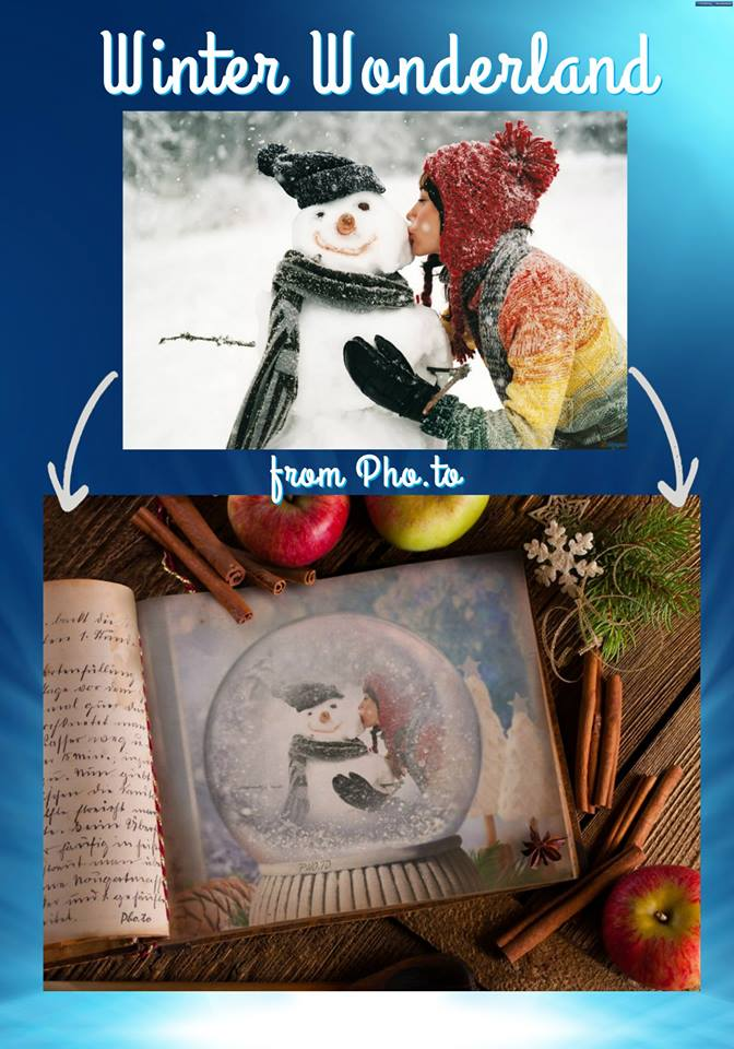 perfect winter card tutorial